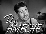 Don Ameche Quotes
